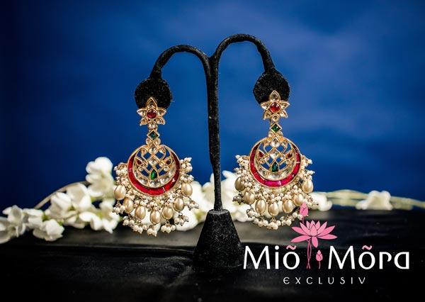Home Jewelry Silver Earrings
